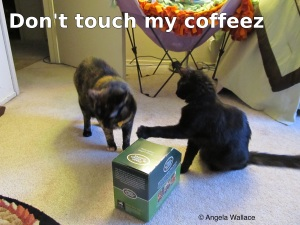 Don't touch my coffeez
