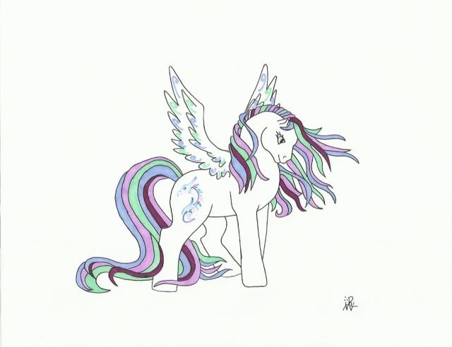Storm Chaser pony