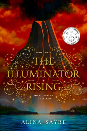 Illuminator Rising cover